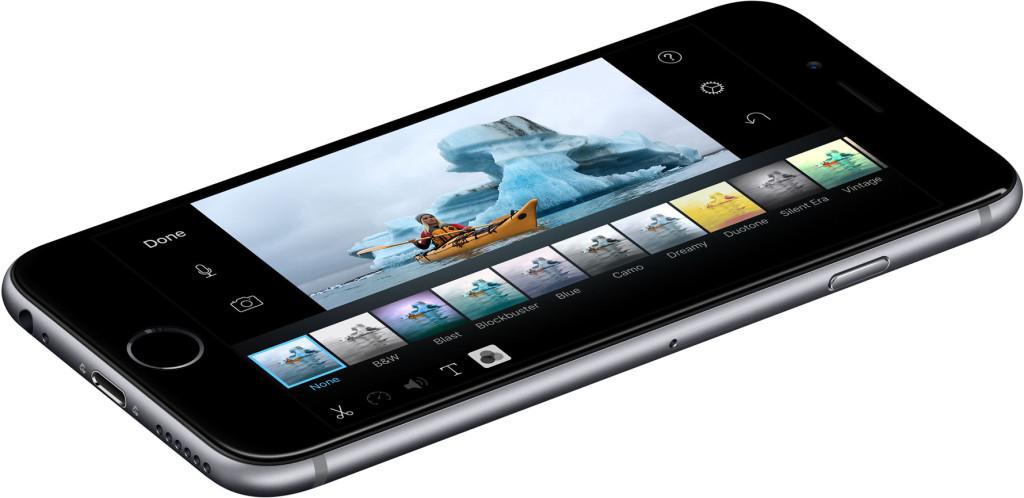 iPhone 6s Plus video
