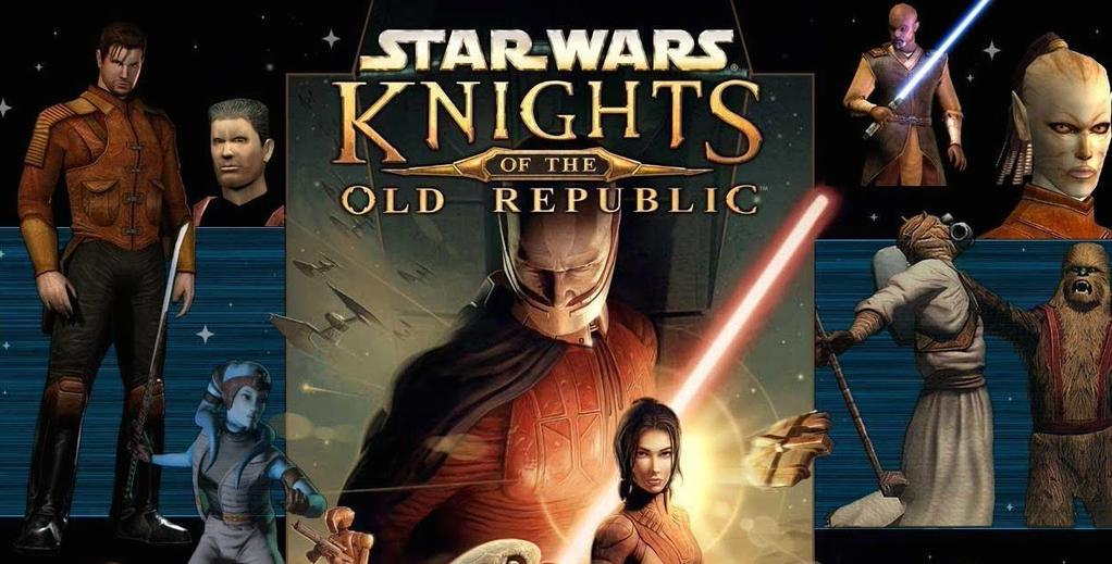 Star Wars Knights of Old Republic Mac teaser 001