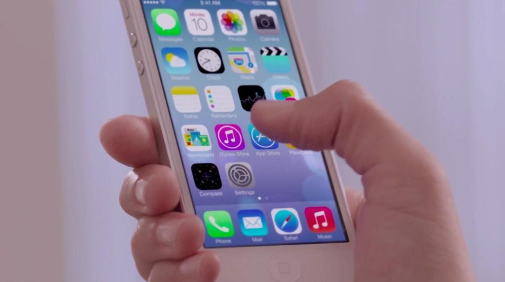 iOS 7 (App Store teaser 002)