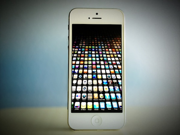 iPhone 5 apps