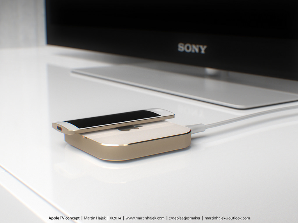 Apple TV Air Remote (Martin Hajek 004)