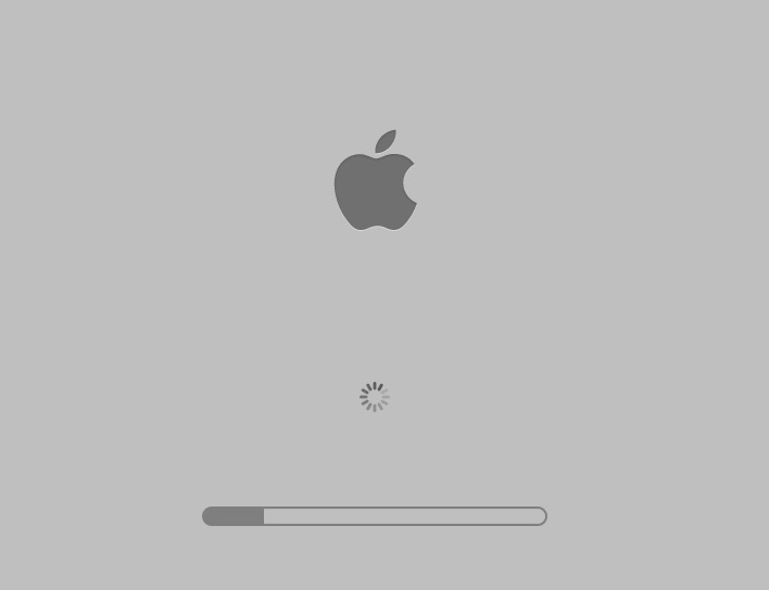 OS X Yosemite safe boot Mac screenshot 001