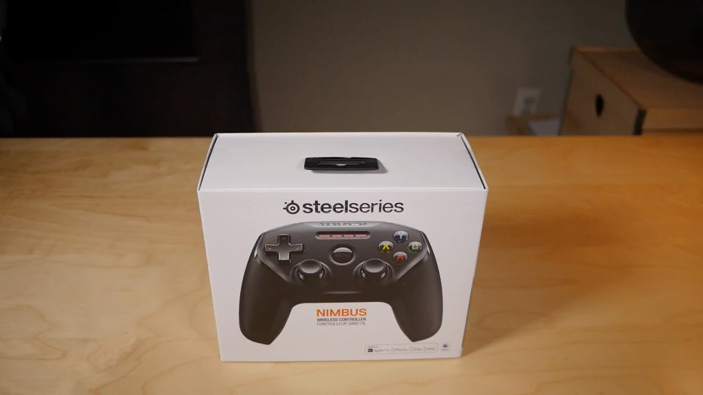 SteelSeries Controller Review