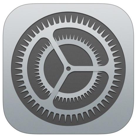 iOS 9 Settings icon full size