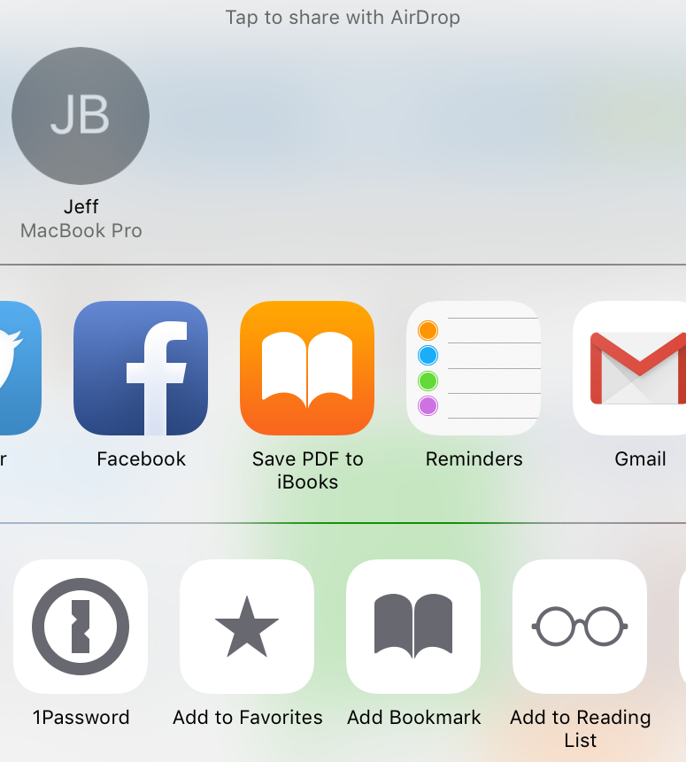 tags will only be displayed in browsers that do not mobile devices like ipad and iphone