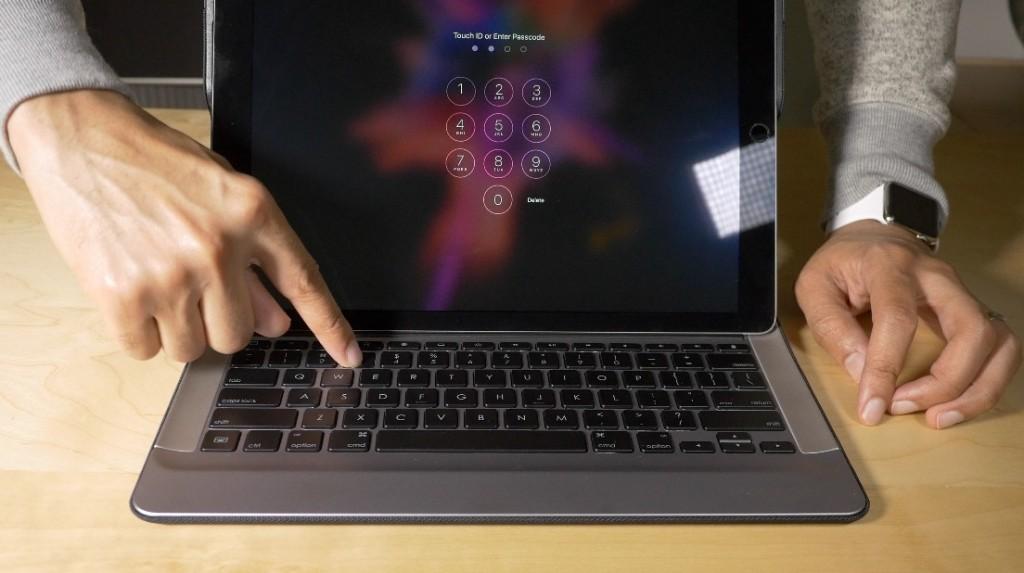 logi create keyboard case ipad pro